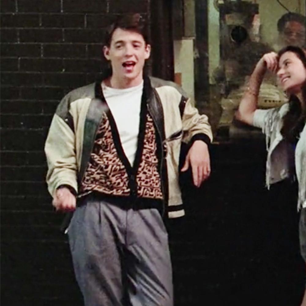 Ferris Bueller Costume - Ferris Bueller's Day Off Fancy Dress - Ferris Bueller Complete Costume