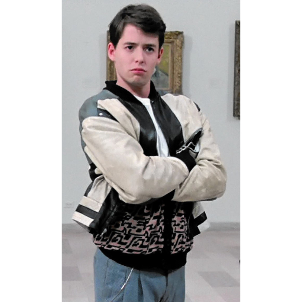 Ferris Bueller Costume - Ferris Bueller's Day Off Fancy Dress - Ferris Bueller Jacket