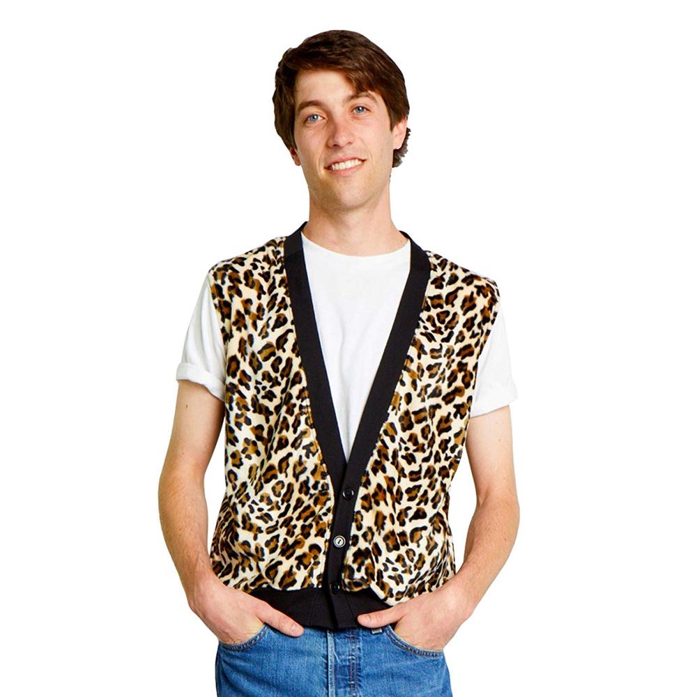 Ferris Bueller Costume - Ferris Bueller's Day Off Fancy Dress - Ferris Bueller Sweater Vest