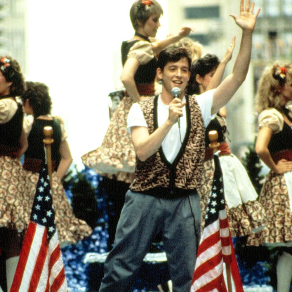 Ferris Bueller Costume - Ferris Bueller's Day Off Fancy Dress - Ferris Bueller T-Shirt