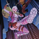 Gwenpool Costume - Deadpool Fancy Dress - Gwenpool Cosplay