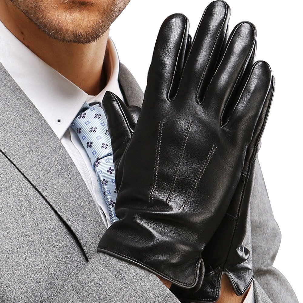 Hector Escaton Costume - Westworld Fancy Dress - Hector Escaton Gloves
