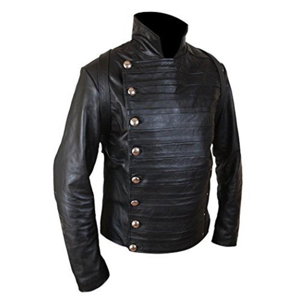 Hector Escaton Costume - Westworld Fancy Dress - Hector Escaton Jacket