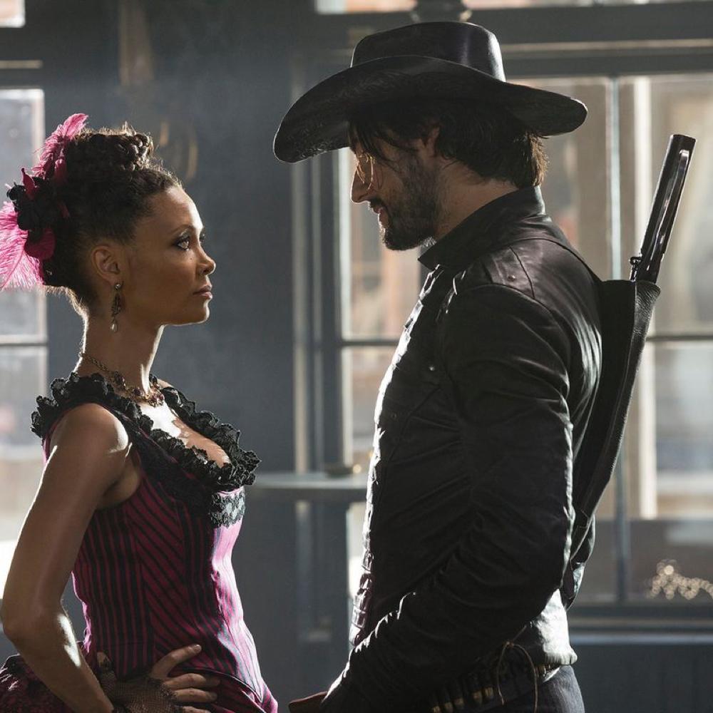 Hector Escaton Costume - Westworld Fancy Dress - Hector Escaton Rifle Scabbard