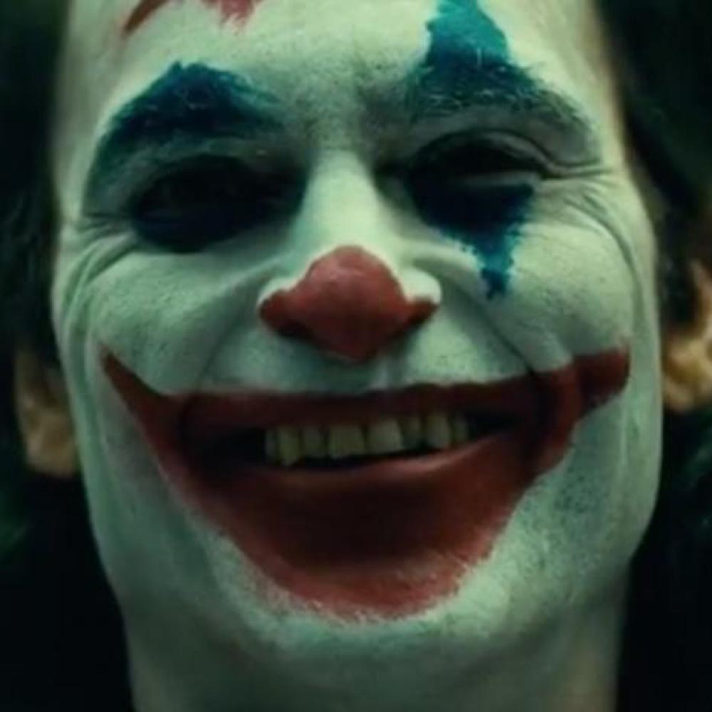 Joker Costume - Joker Movie Joker Fancy Dress - Joker Blue Face Paint