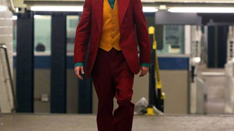 Joker Costume - Joker Movie Joker Fancy Dress - Joker Cosplay