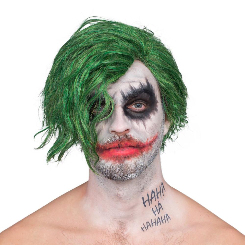 Joker Costume - Joker Movie Joker Fancy Dress - Joker Hair