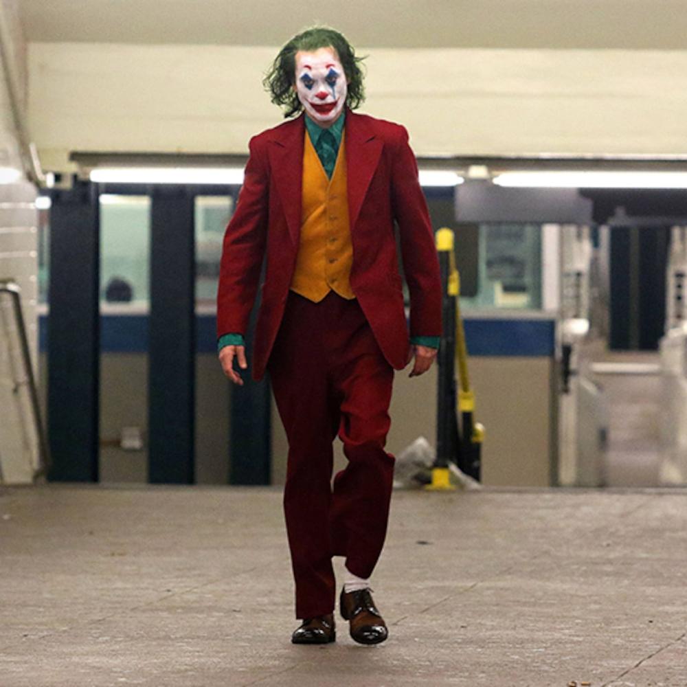 Joker Costume - Joker Movie Joker Fancy Dress - Joker Suit