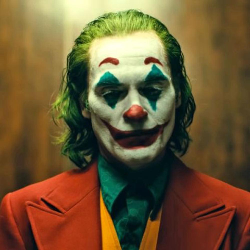 Joker Costume - Joker Movie Joker Fancy Dress - Joker White Face Paint
