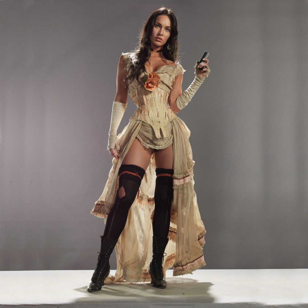 Lilah Costume - Jonah Hex Fancy Dress - Lilah Choker