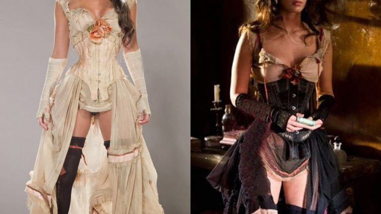 Lilah Costume - Jonah Hex Fancy Dress - Lilah Cosplay