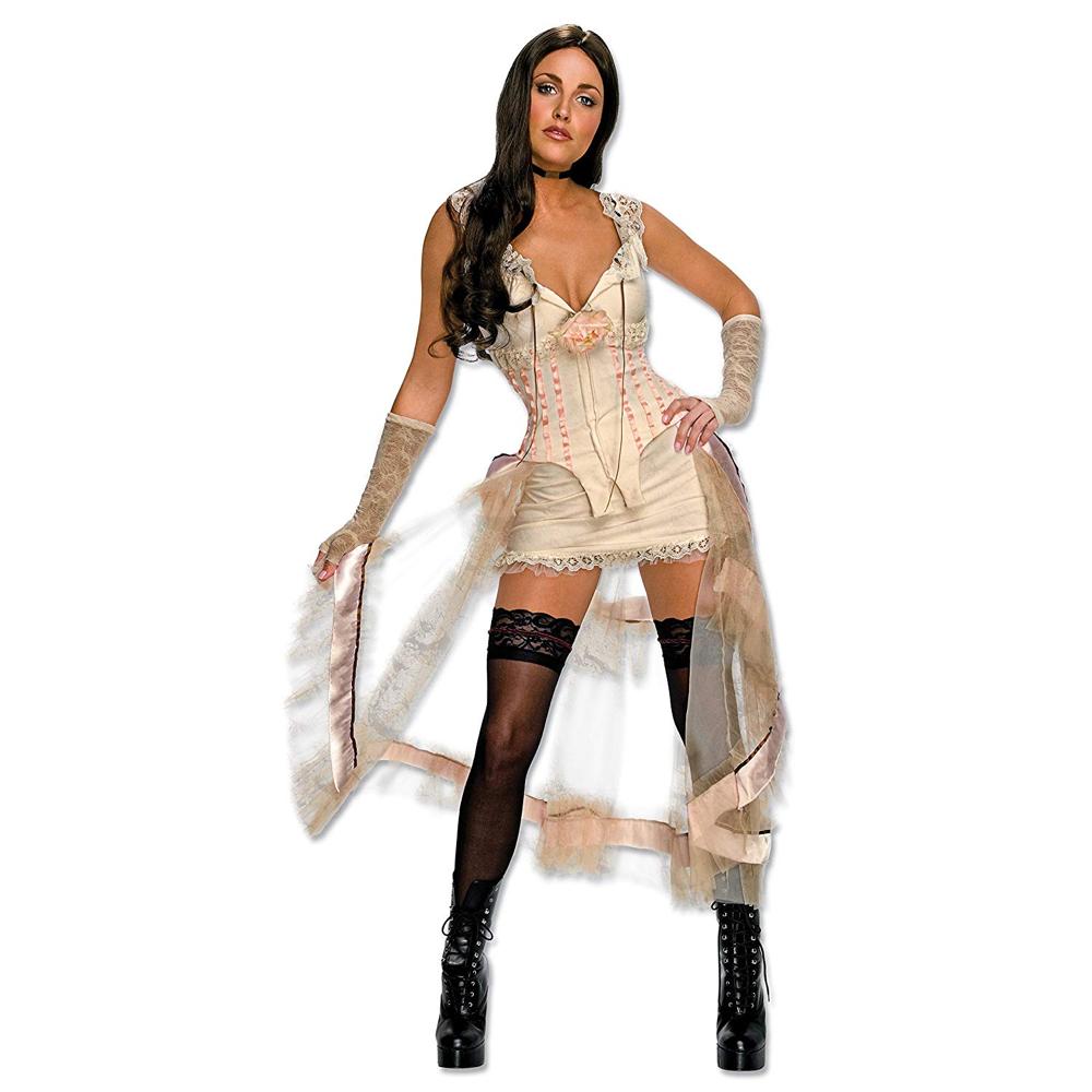 Lilah Costume - Jonah Hex Fancy Dress - Lilah Dress