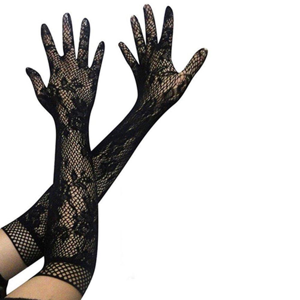 Lilah Costume - Jonah Hex Fancy Dress - Lilah Gloves