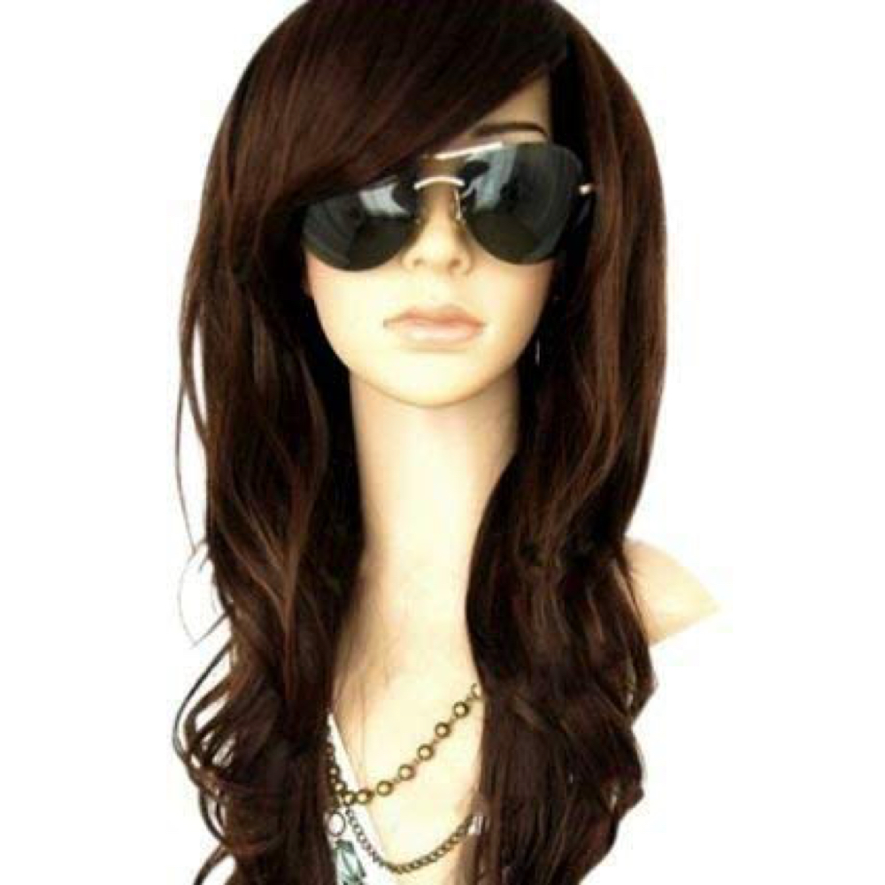 Lilah Costume - Jonah Hex Fancy Dress - Lilah Hair Wig