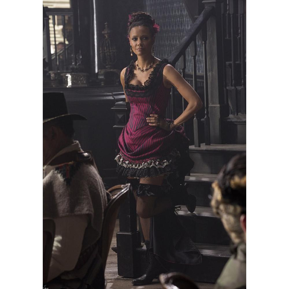 Maeve Millay Costume - Westworld Fancy Dress - Maeve Millay Stockings