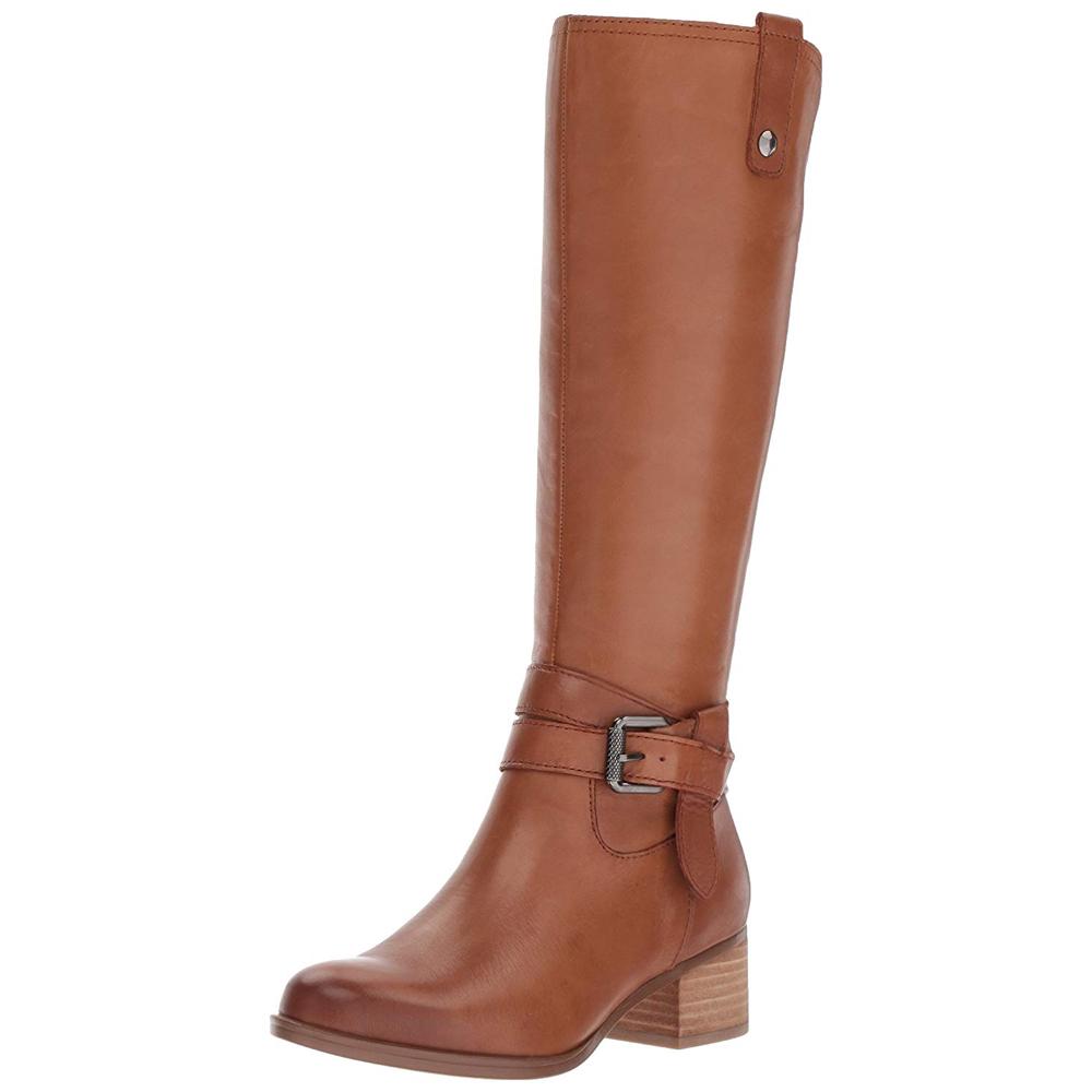 2 Broke Girls Costume - 2 Broke Girls Fancy Dress - 2 Broke Girls Knee High Boots - Max Knee High Boots - Kat Dennings Legs