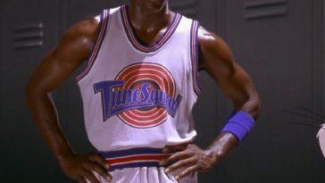 Michael Jordan Costume - Space Jam Fancy Dress - Michael Jordan Cosplay