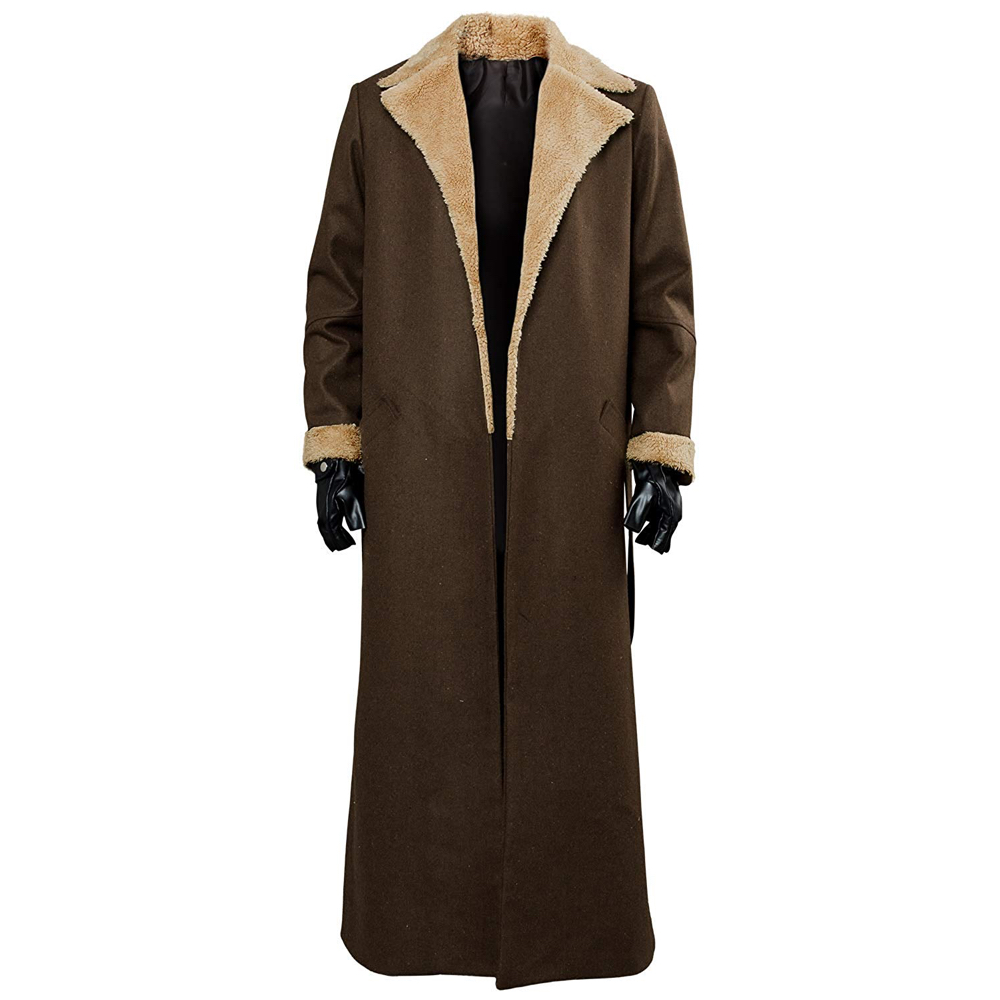 Negative Man Costume - Doom Patrol Fancy Dress - Negative Man Jacket