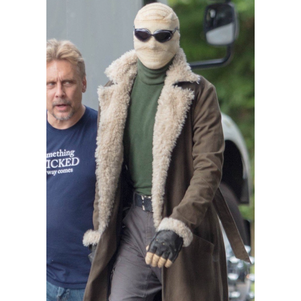 Negative Man Costume - Doom Patrol Fancy Dress - Negative Man Pants