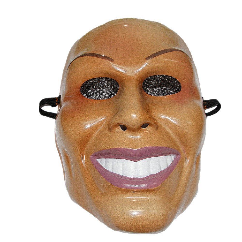 Freak Gang Costume - The Purge Fancy Dress - Polite Leader Mask