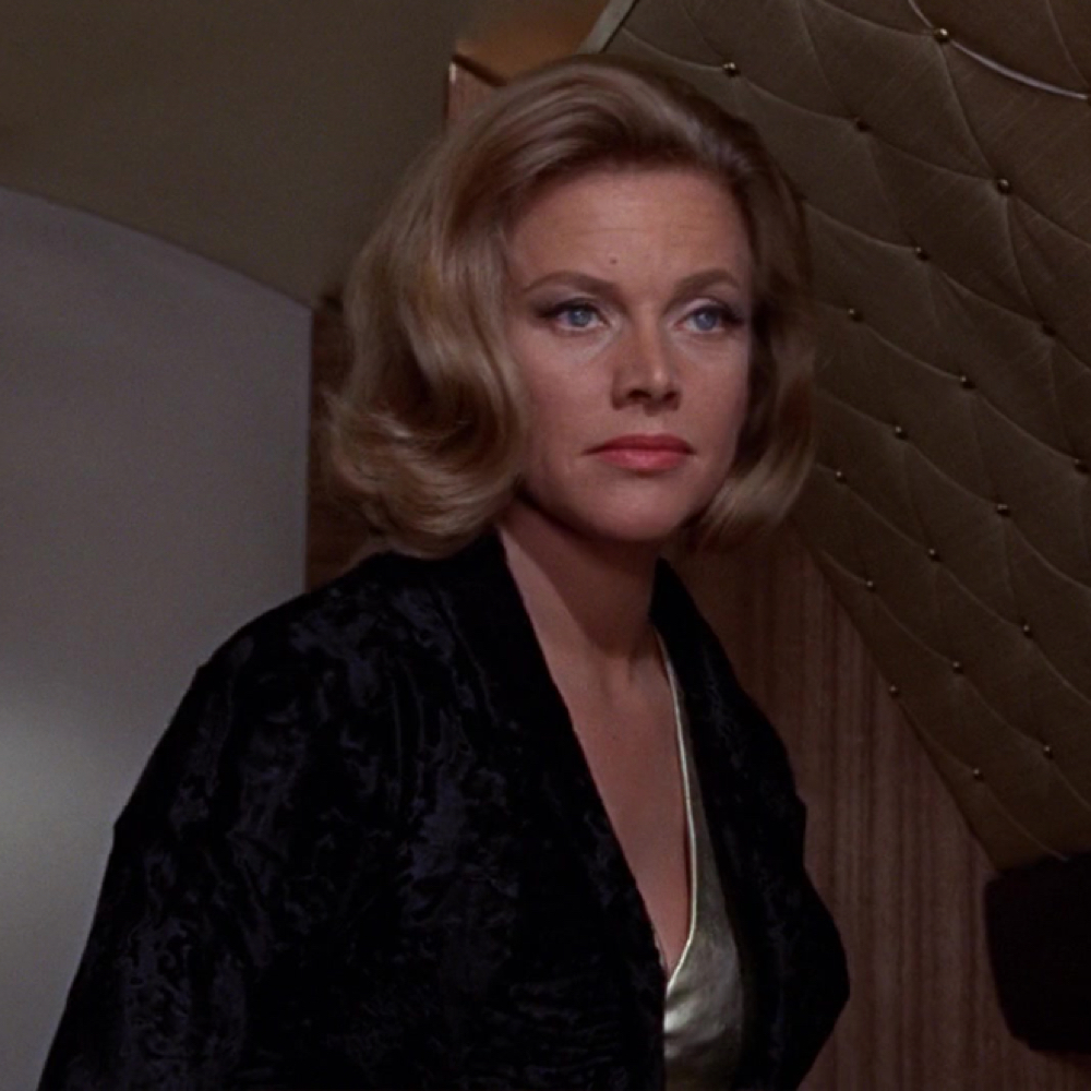 Pussy Galore Costume - James Bond Fancy Dress - Goldfinger - Pussy Galore Hair Wig