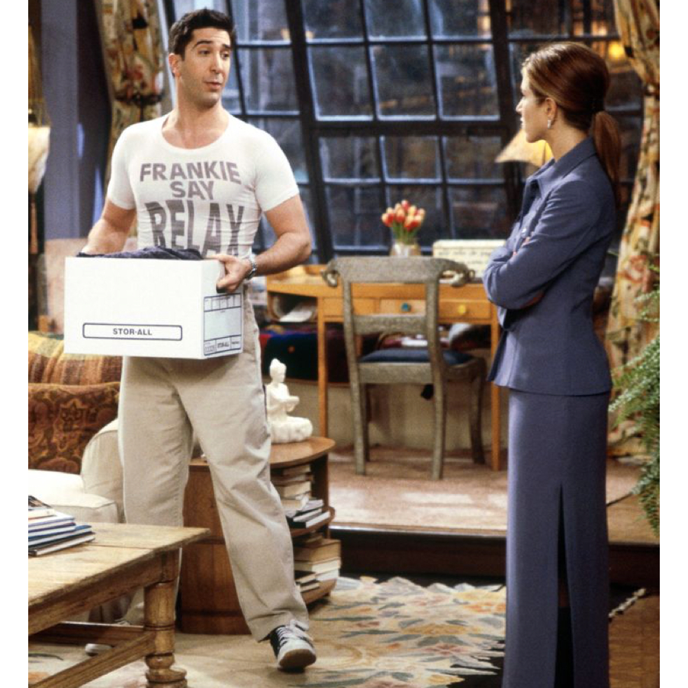 Ross Gellar Costume - Friends Fancy Dress - Ross Gellar Pants