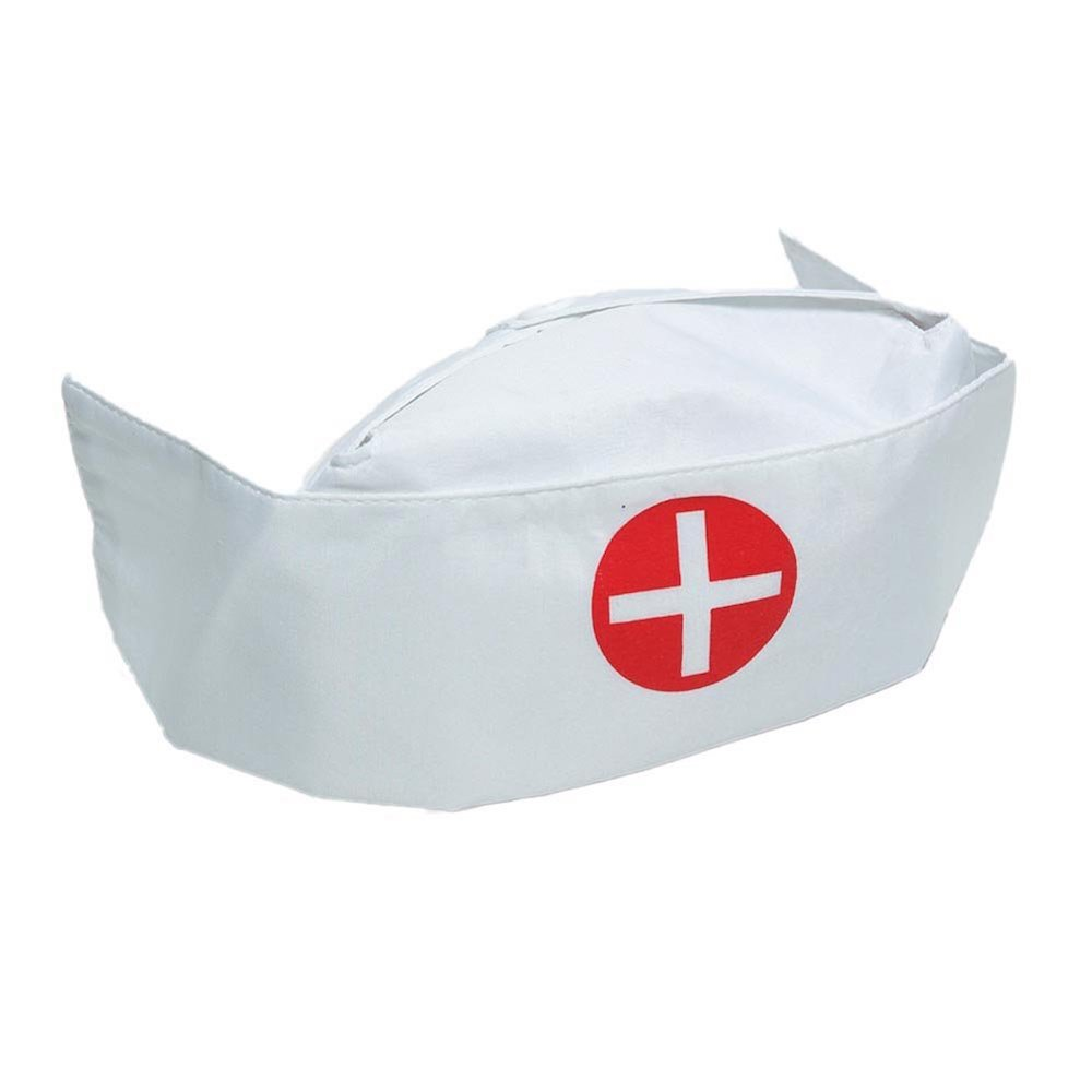 Sexy Nurse Costume - Naughty Nurse Costume - Fancy Dress - Sexy Nurse Cap