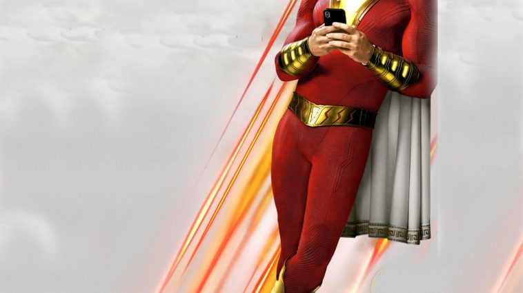 Shazam Costume - Shazam Fancy Dress - Shazam Cosplay