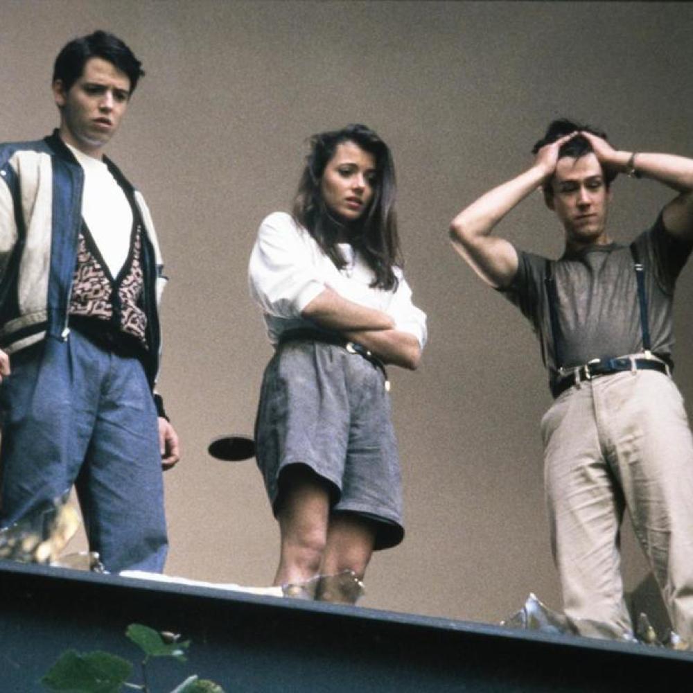 Sloane Peterson Costume - Ferris Bueller's Day Off Fancy Dress - Sloane Peterson Belt