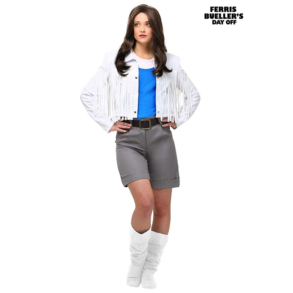 Sloane Peterson Costume - Ferris Bueller's Day Off Fancy Dress - Sloan Peterson Complete Costume