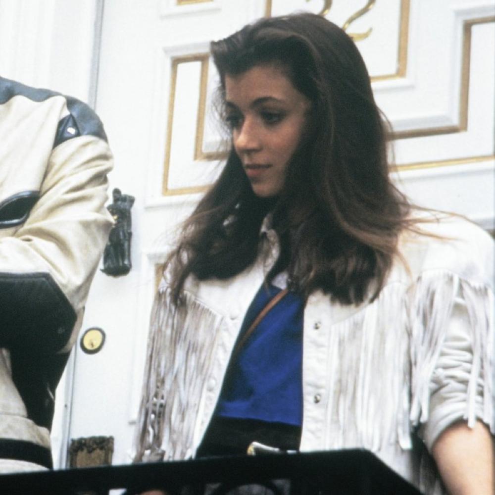 Sloane Peterson Costume - Ferris Bueller's Day Off Fancy Dress - Sloane Peterson Complete Costume