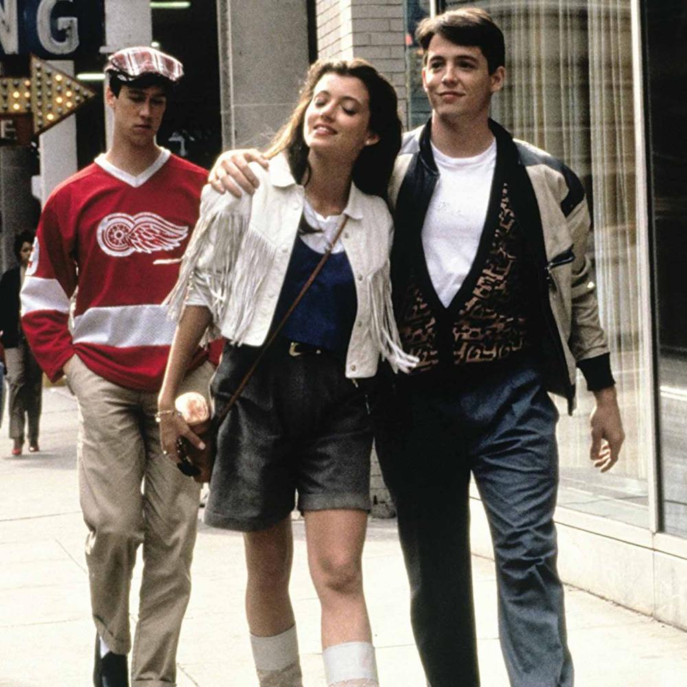 Sloane Peterson Costume - Ferris Bueller's Day Off Fancy Dress - Sloane Peterson T-Shirt