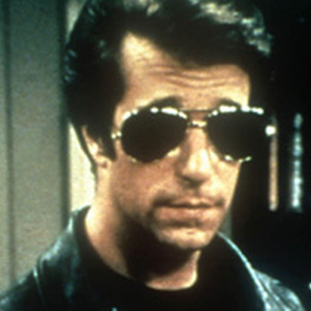 The Fonz Costume - Happy Days Fancy Dress - The Fonz Sunglasses