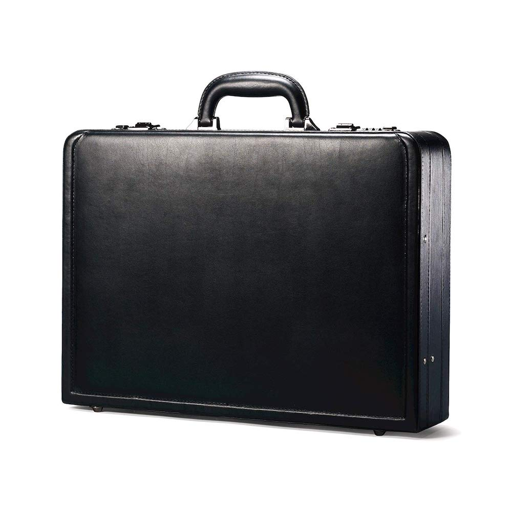 The Handler Costume - The Umbrella Academy - The Handler Brief Case