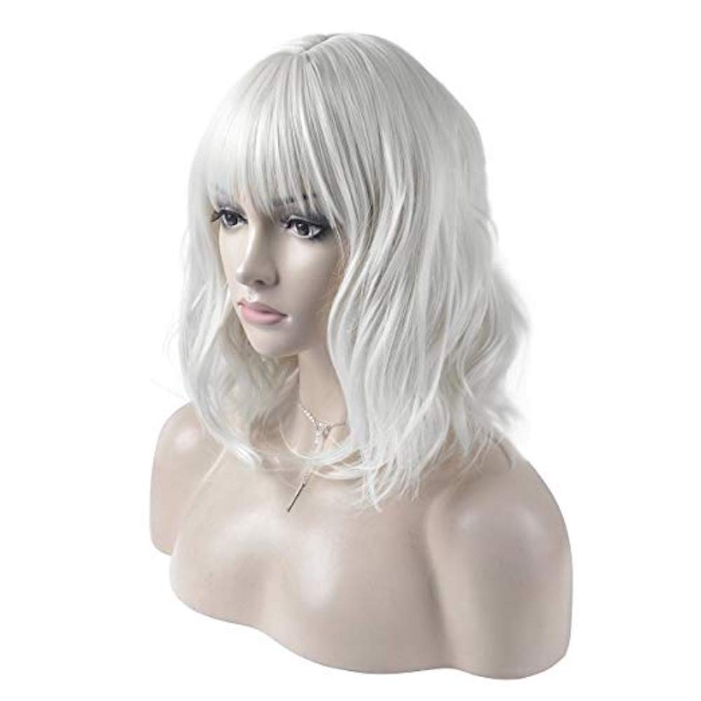 The Handler Costume - The Umbrella Academy - The Handler Hair Wig