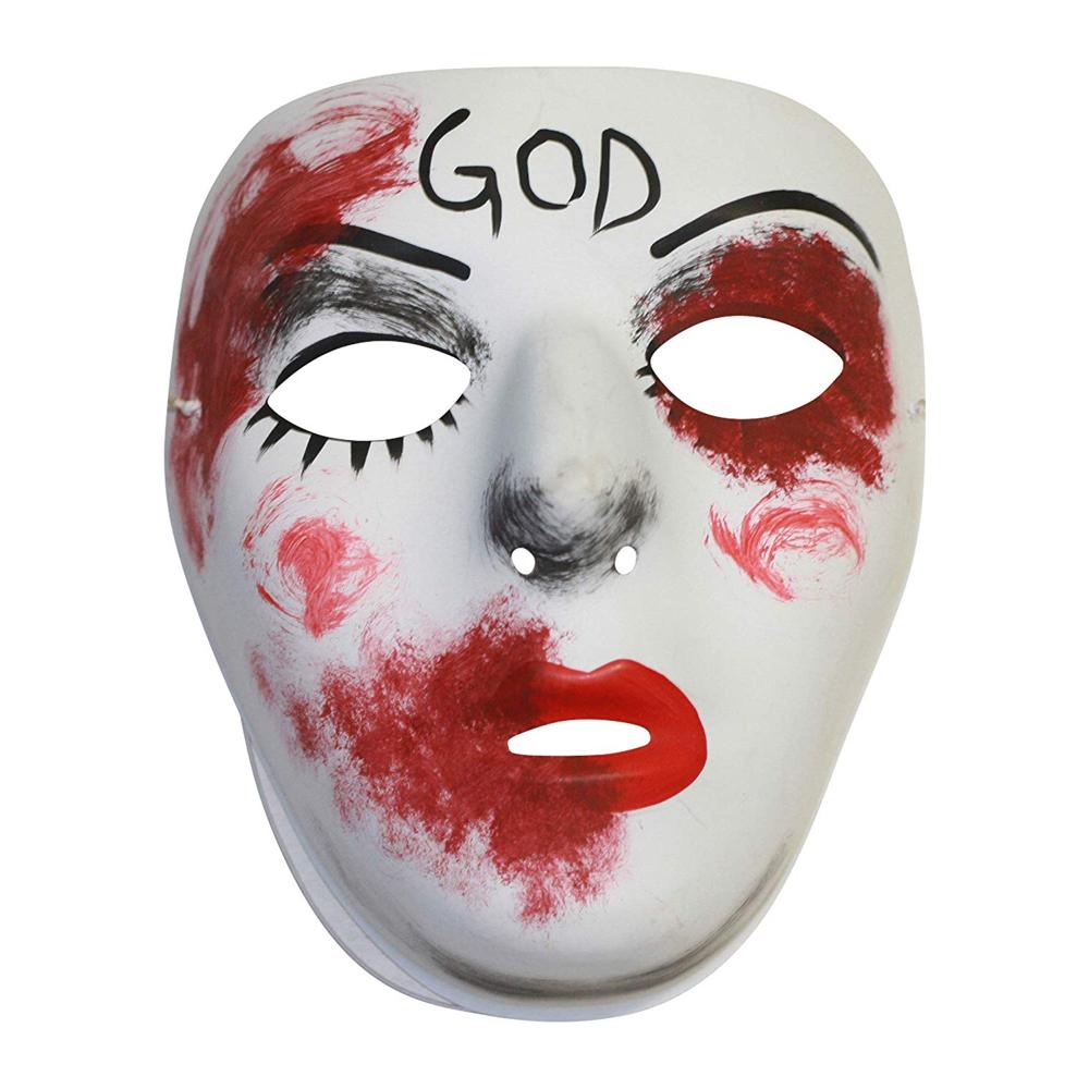 The Purge: Anarchy Biker Gang - Biker Gang Costume - Biker Gang God Mask