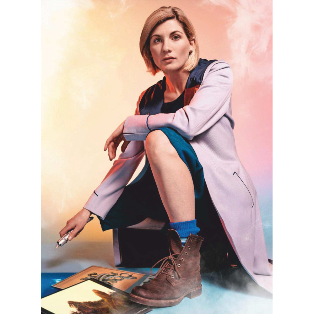 Thirteenth Doctor Costume - Doctor Who Fancy Dress - Thirteenth Doctor Boots
