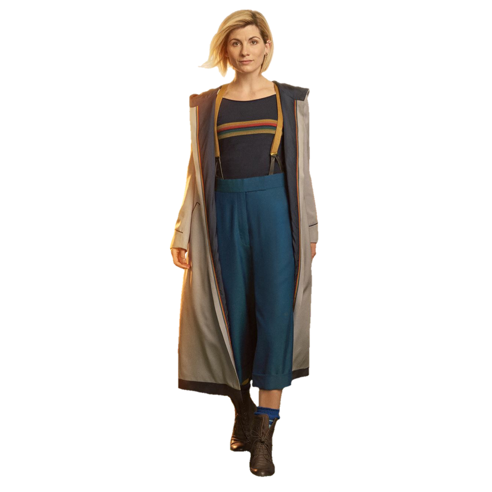 Thirteenth Doctor Costume - Doctor Who Fancy Dress - Thirteenth Doctor Shorts