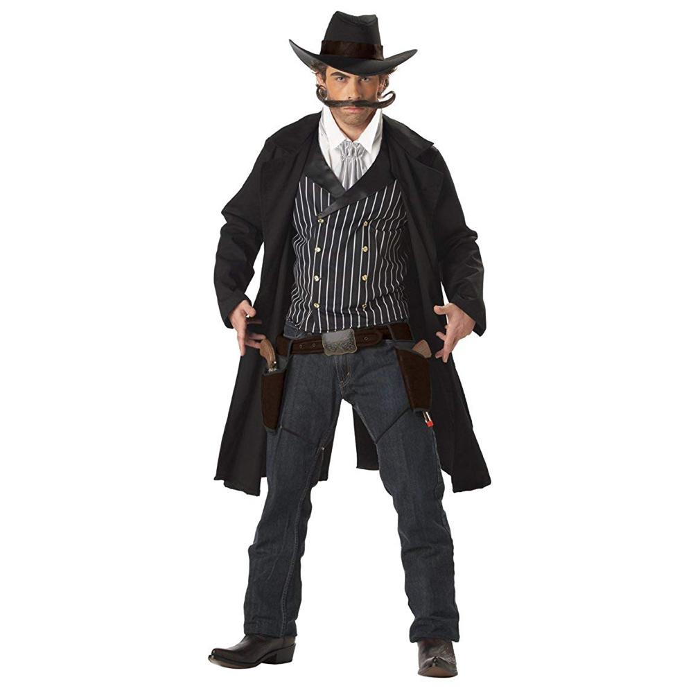 Wyatt Earp Costume - Tombstone Fancy Dress - Wyatt Earp Complete Costume