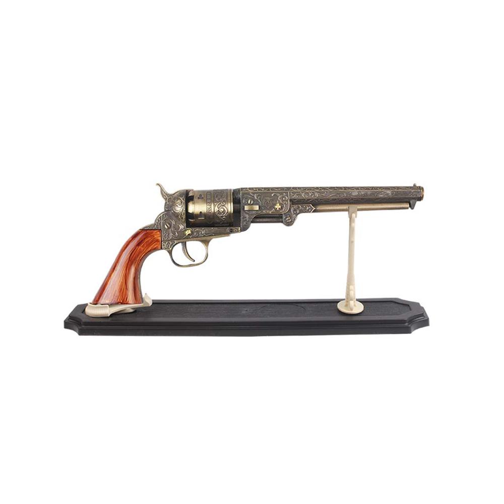 Wyatt Earp Costume - Tombstone Fancy Dress - Wyatt Earp Gun