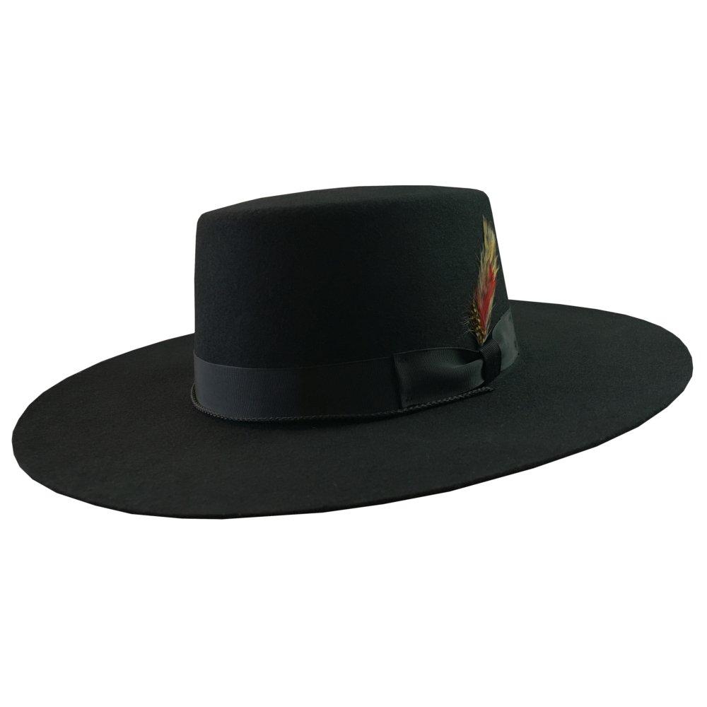 Wyatt Earp Costume - Tombstone Fancy Dress - Wyatt Earp Hat