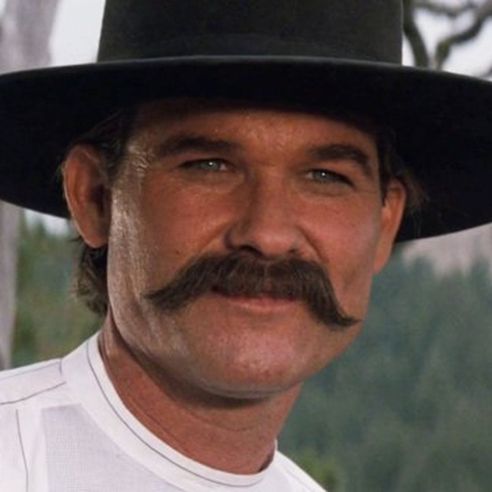Wyatt Earp Costume - Tombstone Fancy Dress - Wyatt Earp Mustache