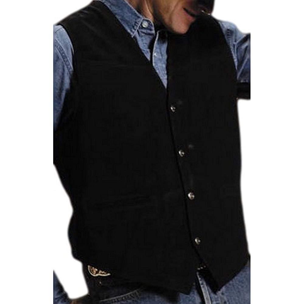 Wyatt Earp Costume - Tombstone Fancy Dress - Wyatt Earp Vest