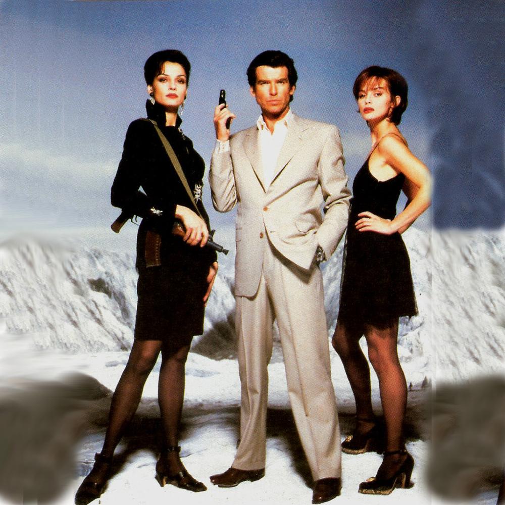 Xenia Onatopp Costume - James Bond - Goldeneye Fancy Dress - Xenia Onatopp High Heels