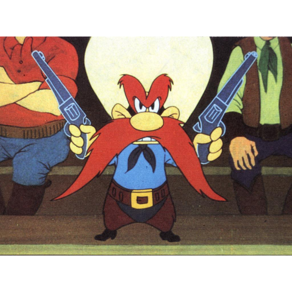 Yosemite Sam Costume - Looney Tunes Fancy Dress - Yosemite Sam Boots