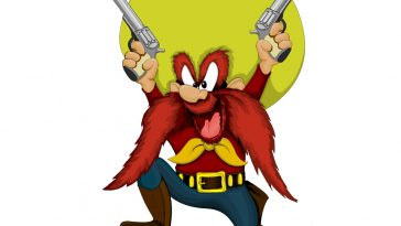 Yosemite Sam Costume - Looney Tunes Fancy Dress - Yosemite Sam Cosplay
