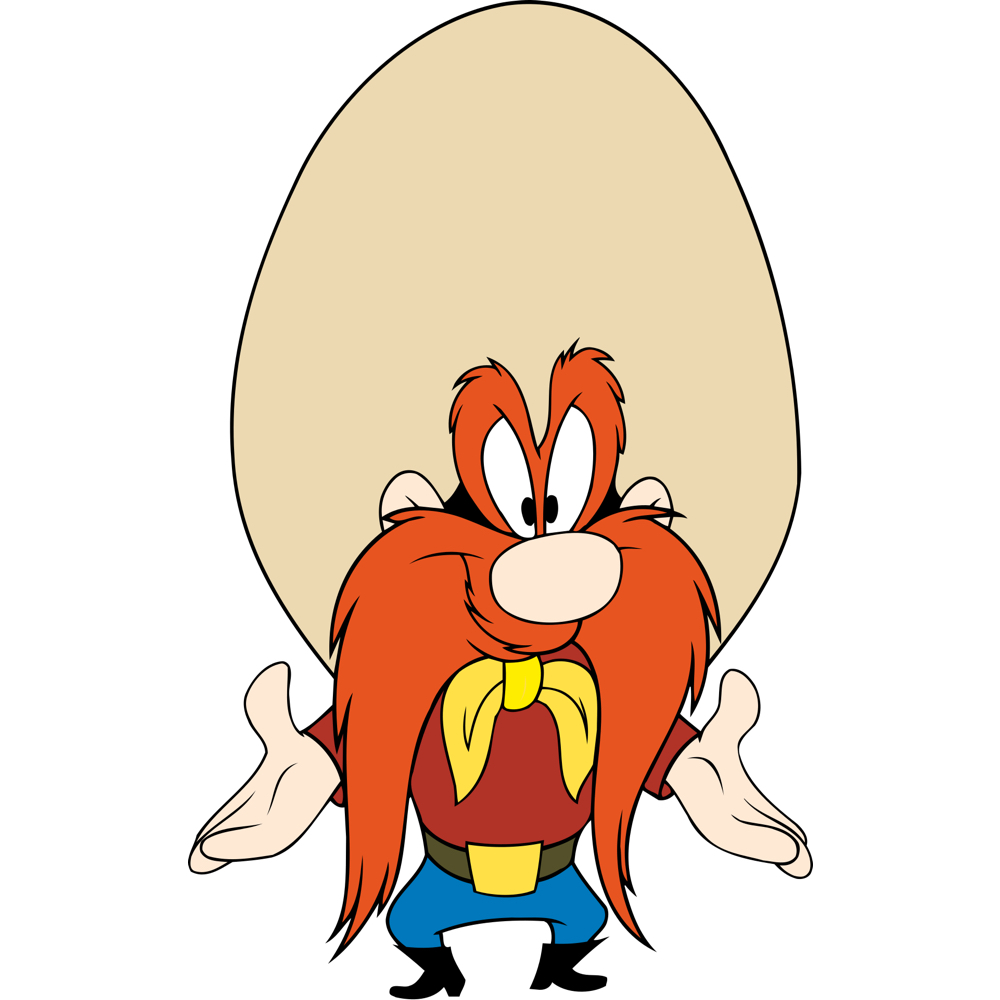 Yosemite Sam Costume - Looney Tunes Fancy Dress - Yosemite Sam Jeans
