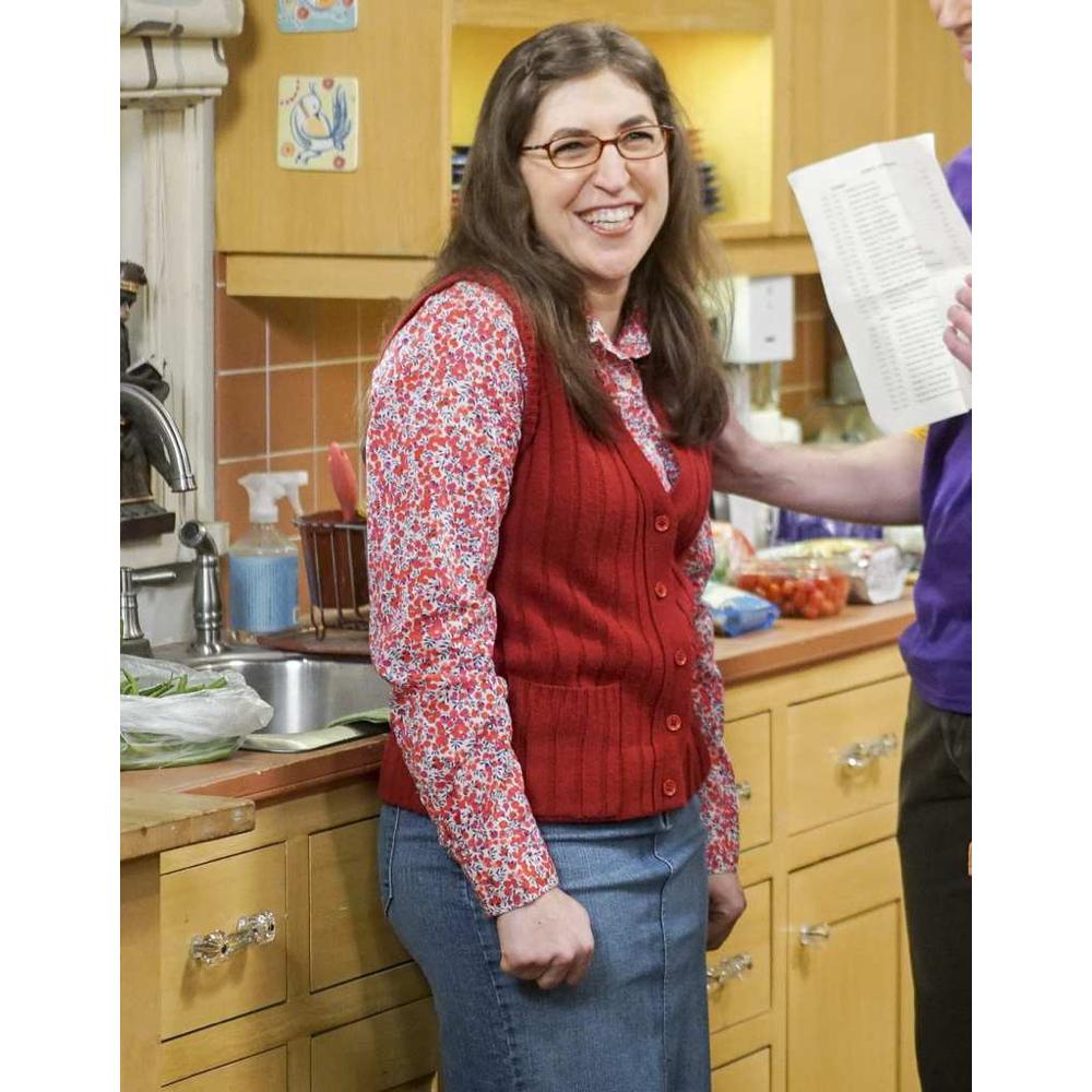 Amy Farrah Fowler Costume - The Big Bang Theory Fancy Dress - Amy Farrah Fowler Blouse