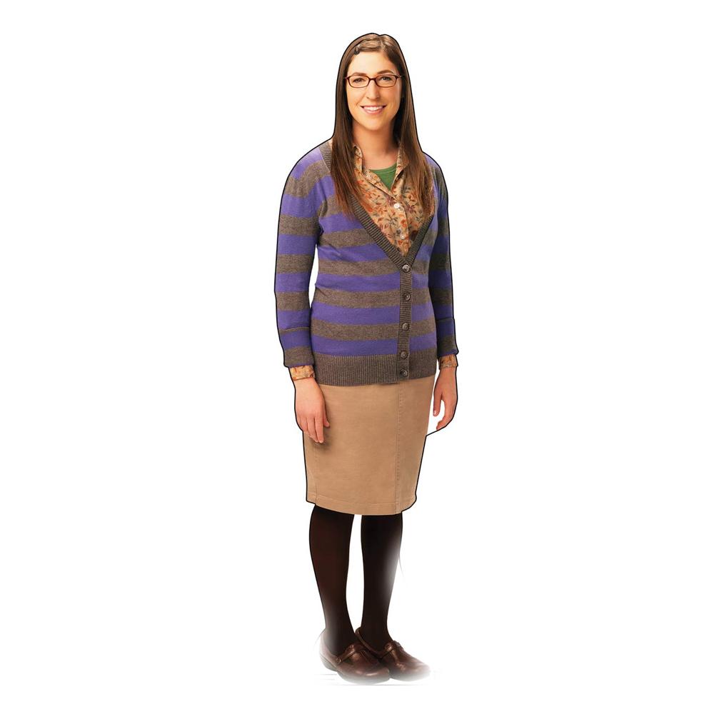Amy Farrah Fowler Costume - The Big Bang Theory Fancy Dress - Amy Farrah Fowler Pantyhose