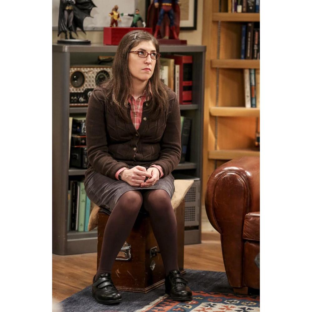 Amy Farrah Fowler Costume - The Big Bang Theory Fancy Dress - Amy Farrah Fowler Shoes